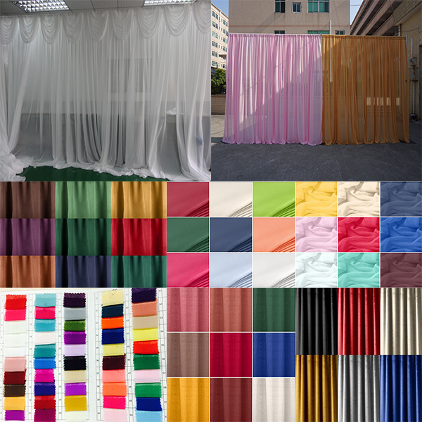 RK curtains and drapes type
